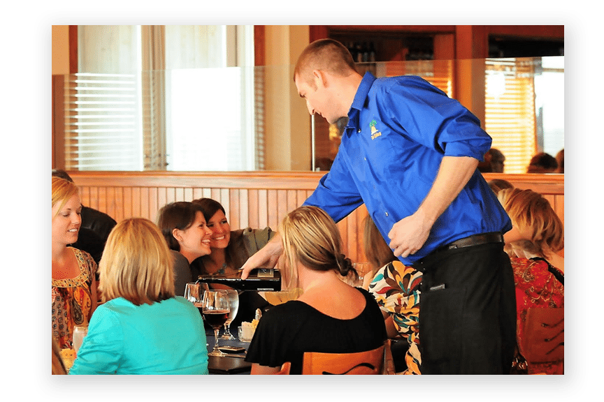 The Isles Restaurant and Tiki Bar, Ocean Isle Beach, NC